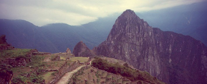 Good place for hiking in Peru - Inca Trekking