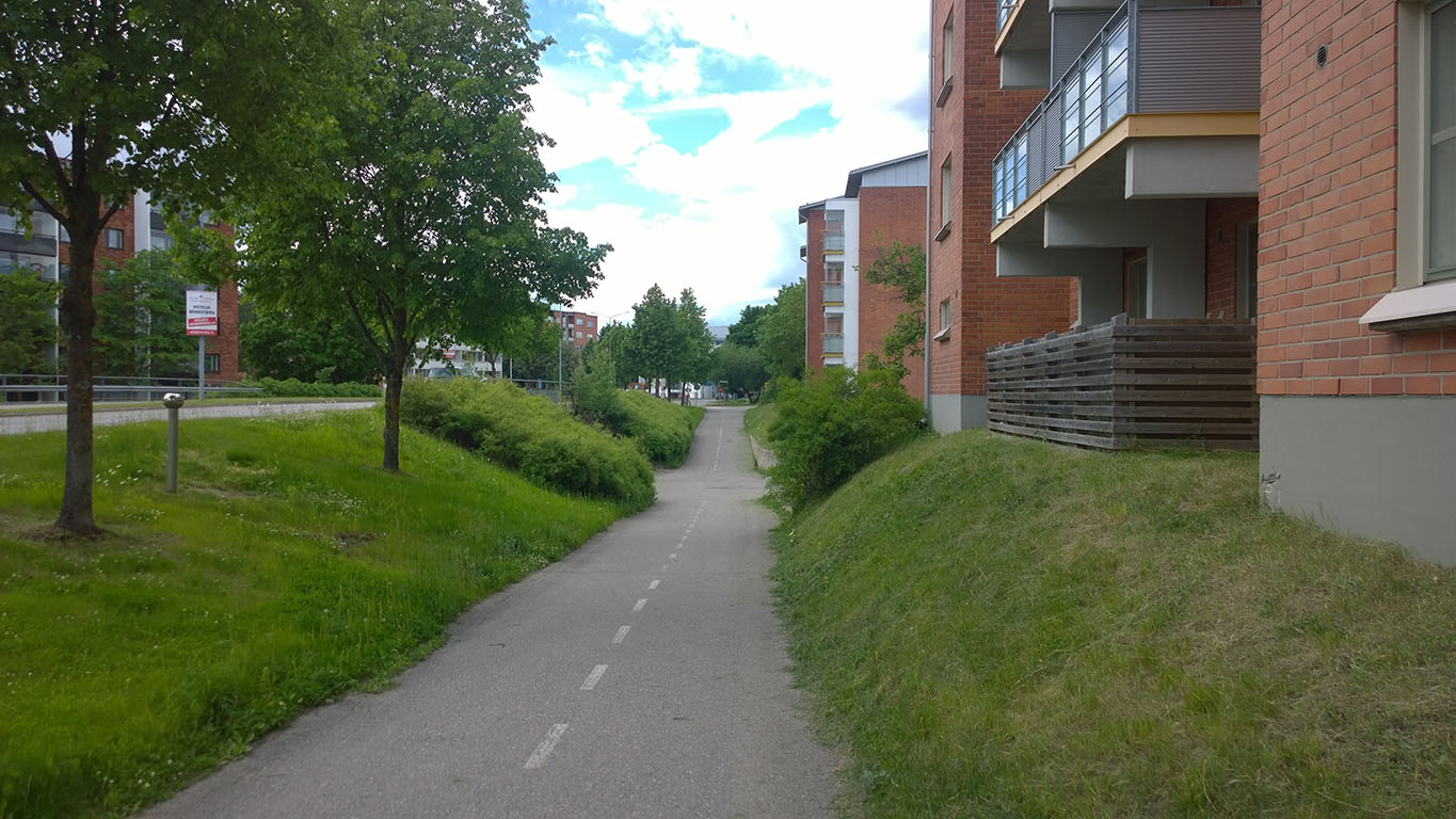 Bicycle Touring in Finland: Lappeenranta - Image 2