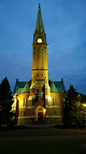 Cycling in Finland: Walking around a Kotka city - Image 3