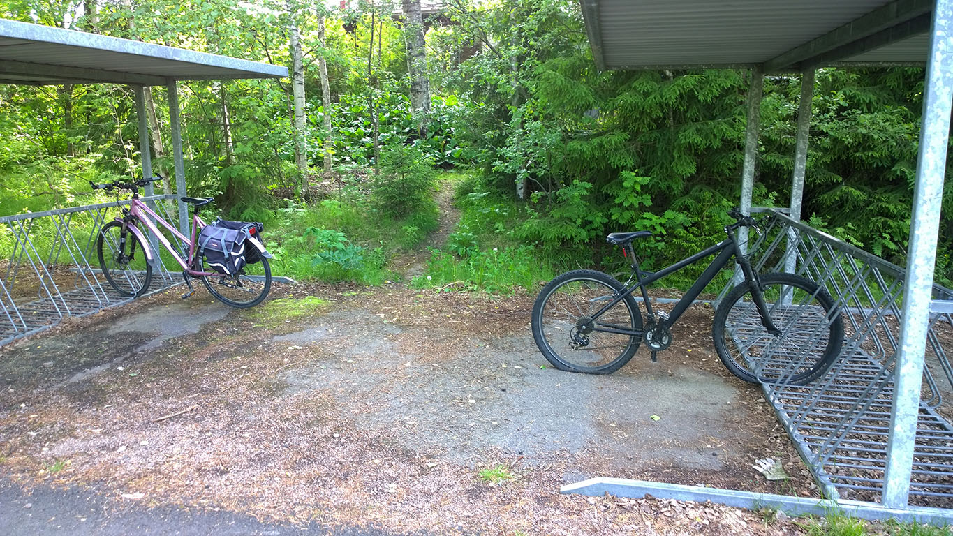 Cycling in Finland: Bicycles